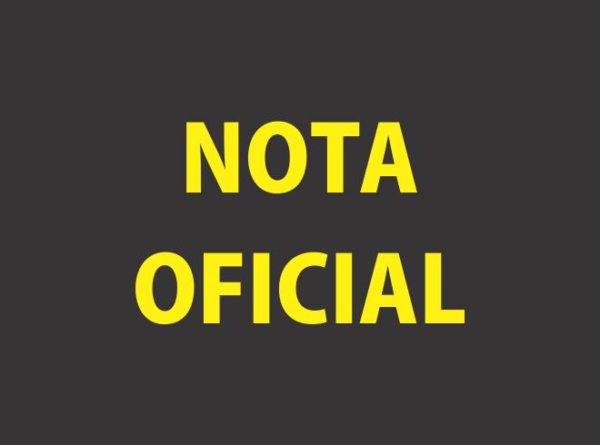 Nota Oficial - Prefeitura Municipal de Andirá - Paraná