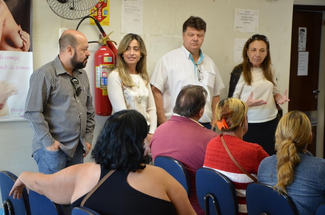 Projeto da secretaria de Saúde de Andirá diminui fila de espera por próteses dentárias