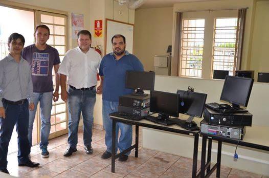Secretaria de Cultura e Comunicação fecha parceria com Unopar para projetos de inclusão digital