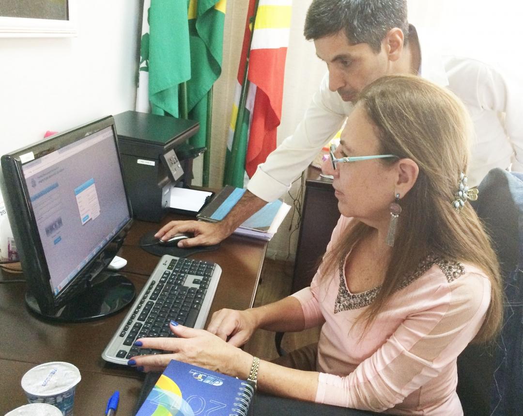 Administração implanta ações de melhorias no sistema de informatização da Prefeitura