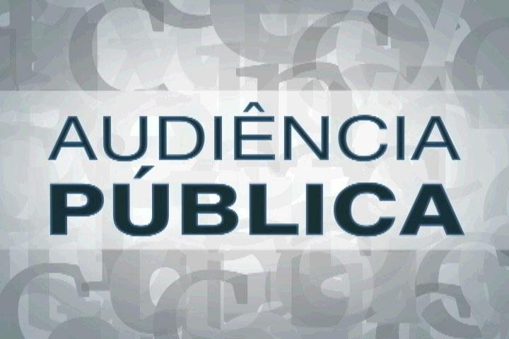 Prefeitura realiza Audiência Pública para avaliação do 3º Quadrimestre de 2016, nesta terça-feira