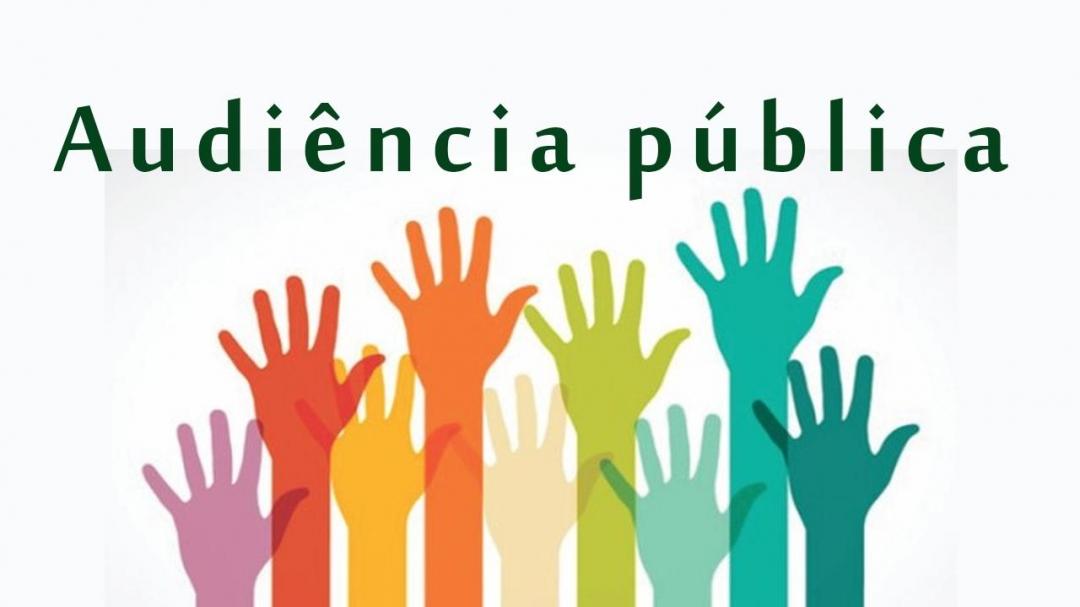 Convite a população para Audiência Pública da LDO 2020