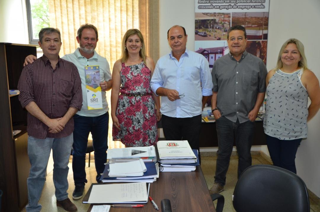 Prefeitura de Andirá, Sebrae e escolas da Rede Estadual juntam forças pela inovação e desenvolvimento