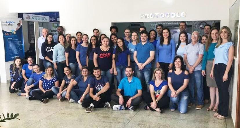 Novembro Azul: Mobilização da Prefeitura de Andirá reforça ações de cuidado com a saúde do homem
