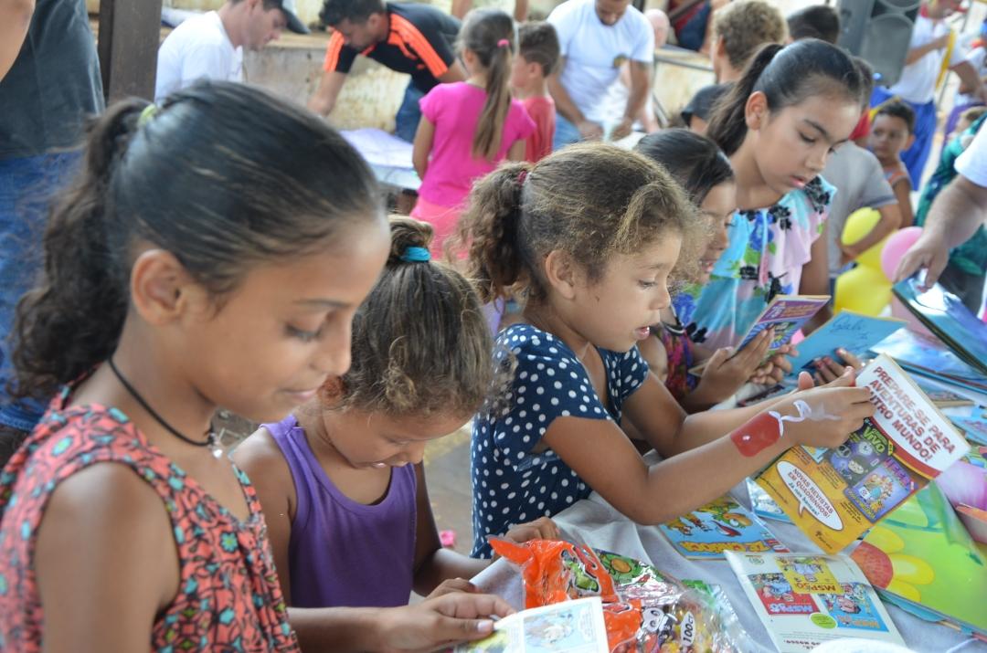 Santa Inês e Pantanal recebem a Colônia Cultural de Férias