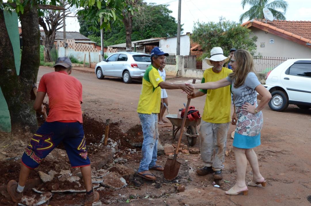 Samae realiza operação para melhorias do abastecimento de água no bairro Santa Inês