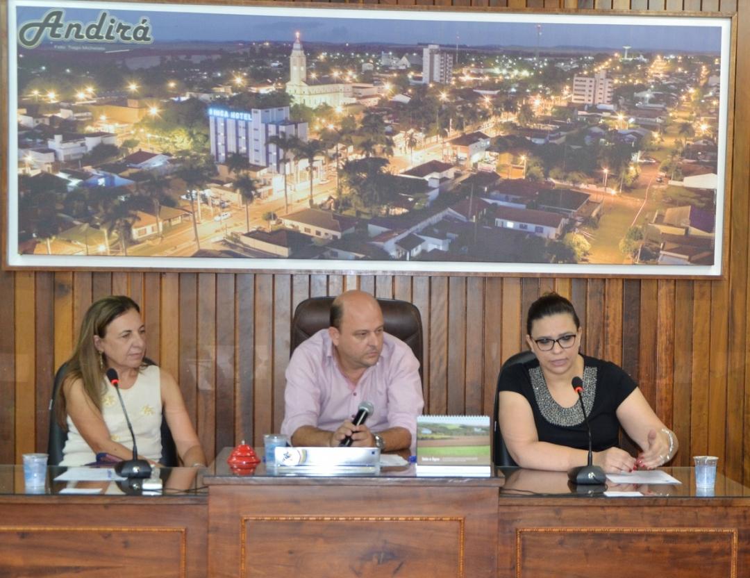 Executivo, Legislativo, Judiciário e população se juntam em força tarefa por segurança pública