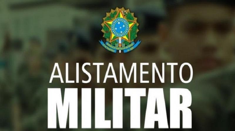 Prazo para alistamento militar termina no próximo dia 30.