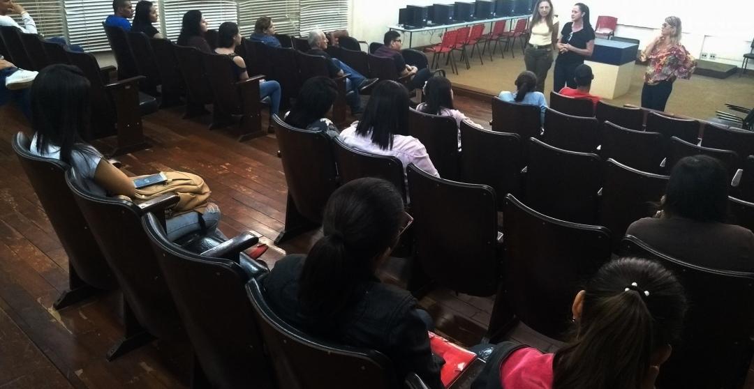 Começam, em Andirá, os cursos técnicos do Instituto Federal do Paraná.