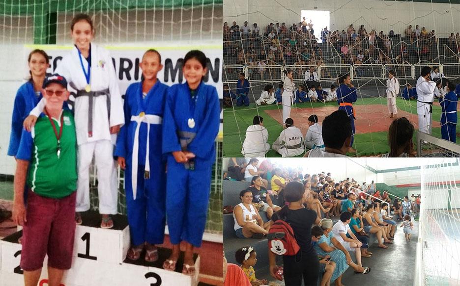 Torneio Regional de Judô: Esporte promove, com sucesso, mais um grande evento em Andirá
