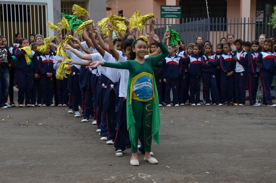 Homenagem Cívica marca abertura da Semana da Pátria em Andirá