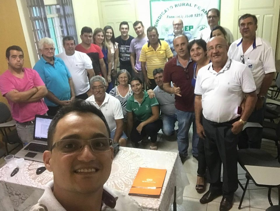 Prefeitura, Sindicato Rural e Senar firmam parceria em projetos de Turismo Rural