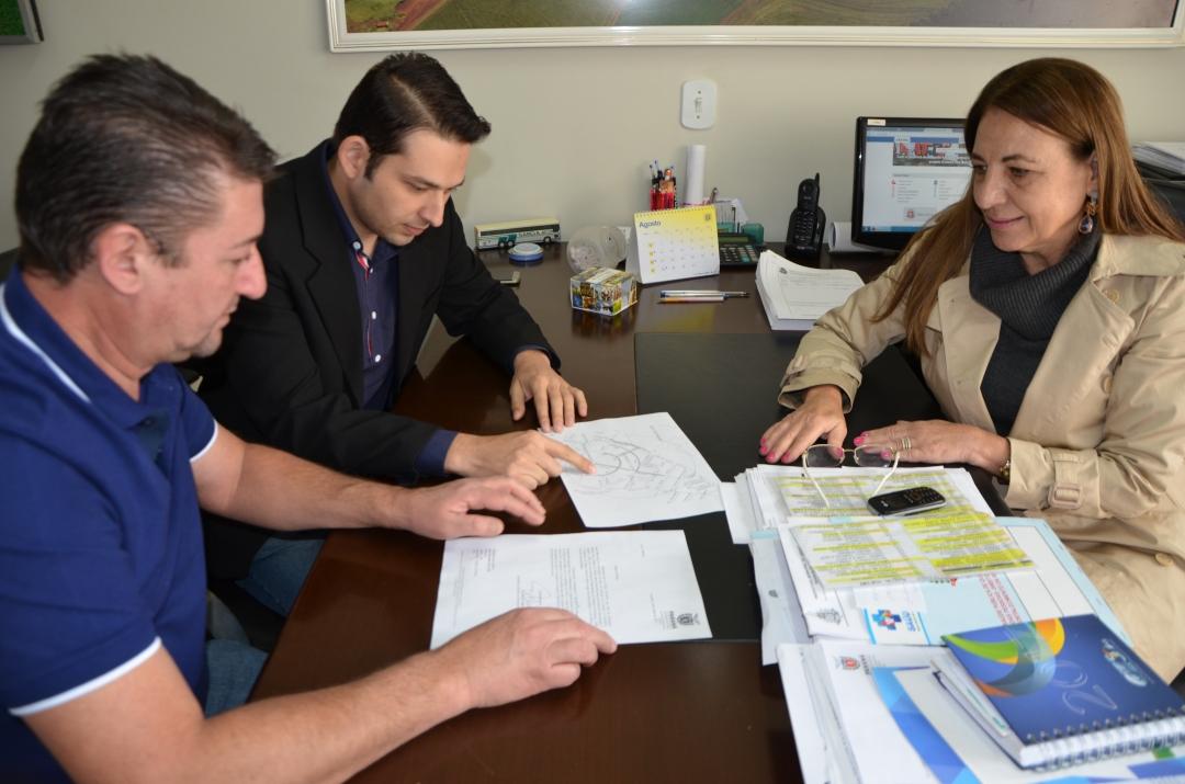 Vereador apresenta projeto para melhorias em ruas do Nova Andirá