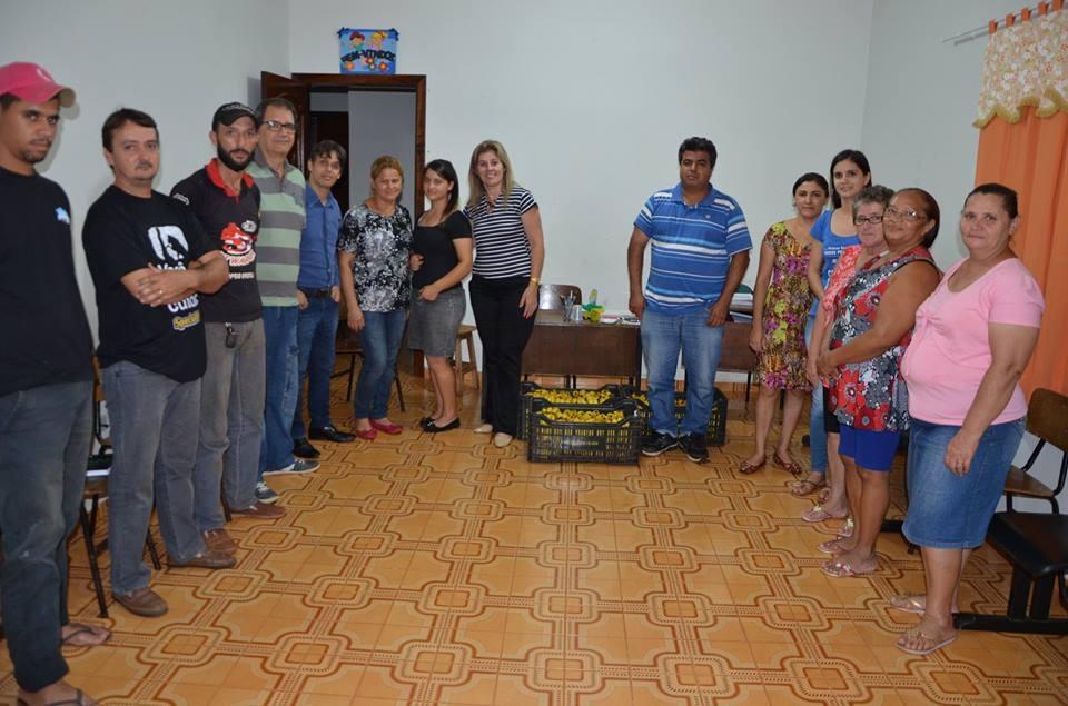 Barrinhas de cereais e artesanato: Prefeitura e moradores do Patrimônio se juntam em projeto de criação de cooperativa