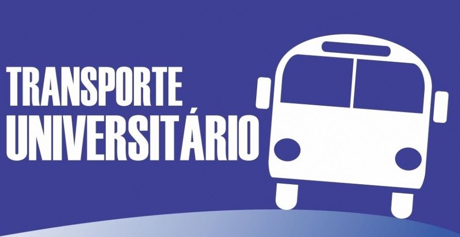 Transporte Universitário: edital da Prefeitura informa sobre impedimento de uso por estudantes em situação de inadimplência