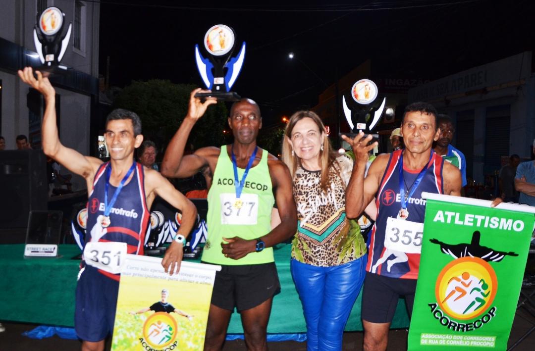 Mais de 200 atletas disputaram a 3ª Corrida de São Sebastião de Andirá