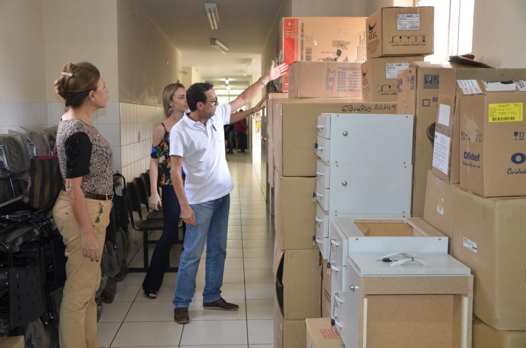 Cada um dos Postos de Saúde de Andirá terão aparelhos de Raio - X Odontológico.