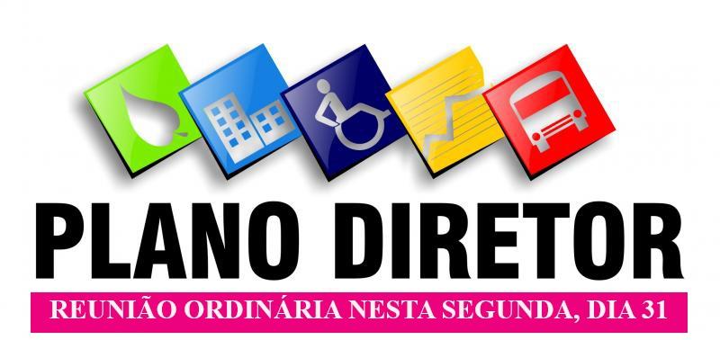 Conselho do Plano Diretor promove primeira reunião ordinária nesta segunda, dia 31