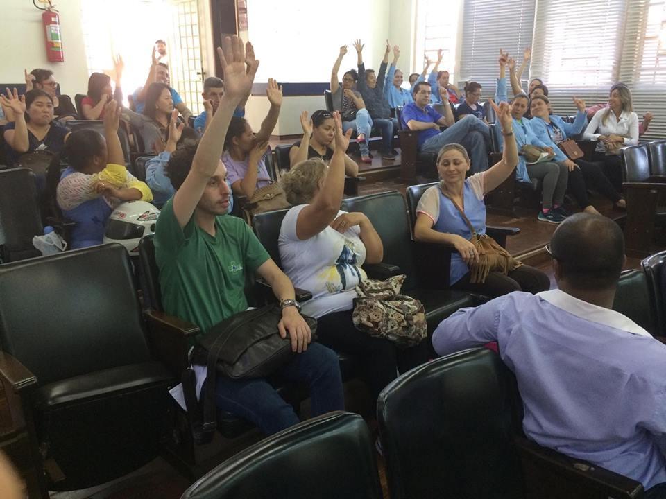 Celetistas decidem pela proposta da Prefeitura de migração para o regime estatutário