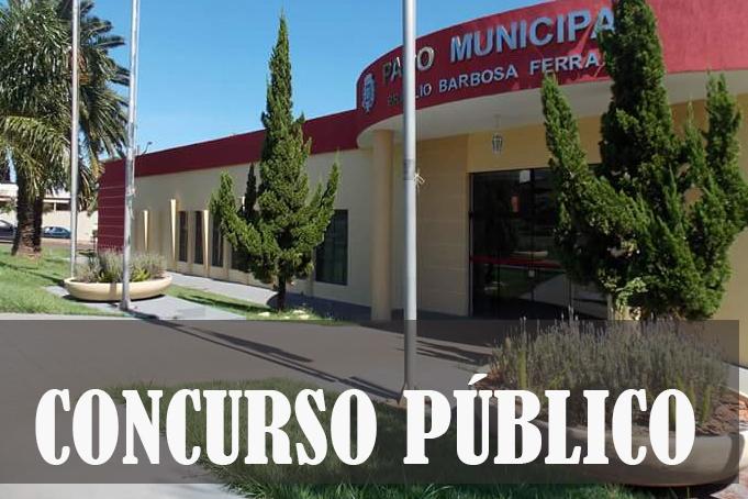 Prefeitura de Andirá abre concurso para 25 vagas em 17 áreas