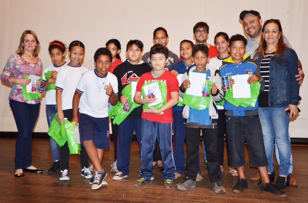 SAMAE e Secretaria de Educação de Andirá se juntam em projeto de Meio Ambiente