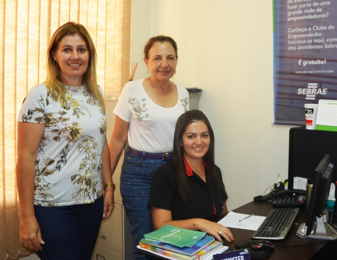 Com apoio da Prefeitura, Sala do Empreendedor é uma grande ferramenta de apoio à microempreendedores andiraenses
