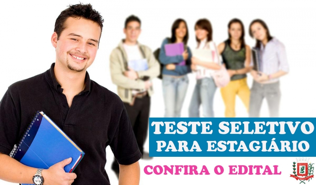Começa nesta quarta, dia 23, as inscrições do PSS de Estagiários para a Prefeitura de Andirá