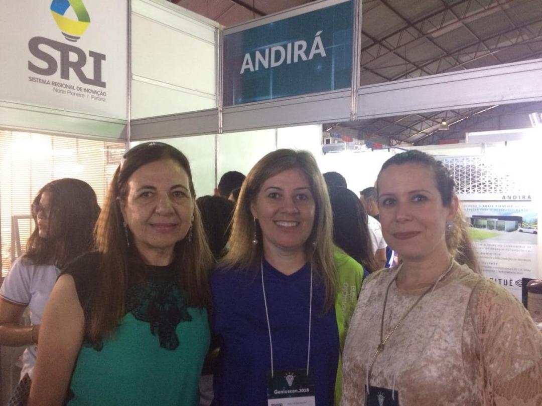 Inovação e Tecnologia: Com ampla mobilização, Andirá participa do Geniuscon 2018