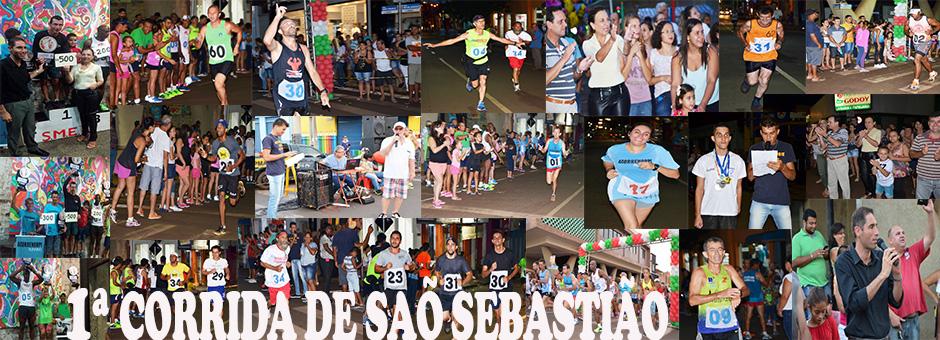 Prefeitura de Andirá realiza, com sucesso, a 1ª  Corrida de São Sebastião
