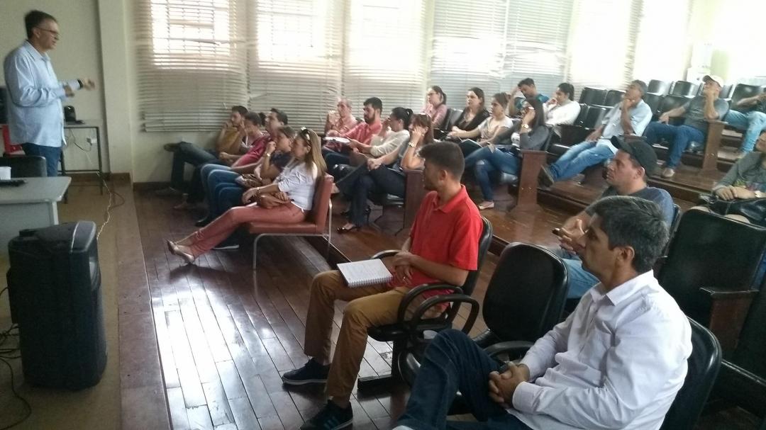 Parceria entre Prefeitura de Andirá e Sebrae busca modernização na gestão pública