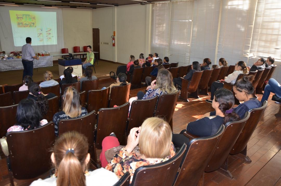 Prefeitura promove curso com orientações para gestantes de Andirá