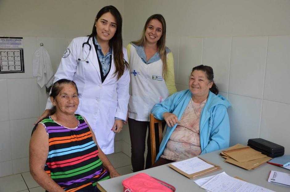 Moradores da Vila Industrial já podem contar com médica no PSF do bairro