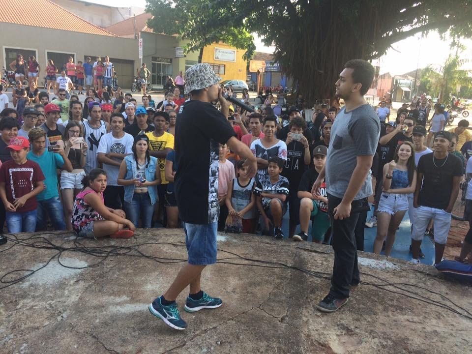 Festival de Hip Hop foi sucesso e marcou pelo fortalecimento do movimento cultural na cidade