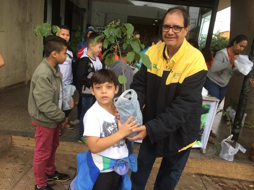 Bate Papo sobre proteção à natureza e projetos pedagógicos nas escolas marcam a Semana do Meio Ambiente em Andirá