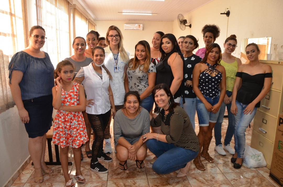 Parceria da Prefeitura de Andirá com o SENAC forma novos profissionais de beleza