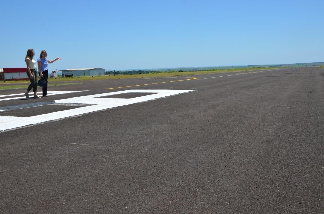 Aeroporto de Andirá: Prefeitura consegue renovação da ANAC para mais 10 anos de operações