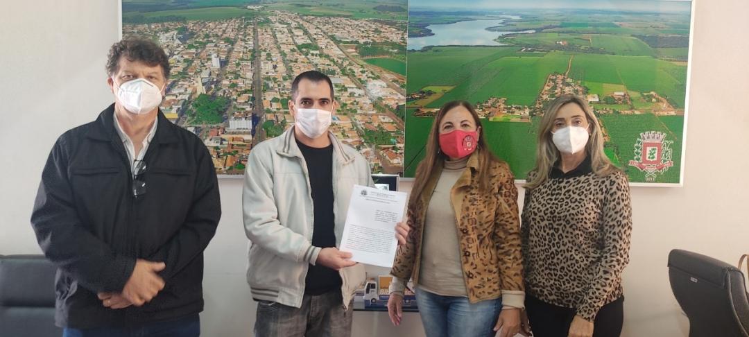 Prefeitura e DEPEN firmam termo de cooperação para atendimento odontológico de urgência e emergência na Cadeia Pública de Andirá