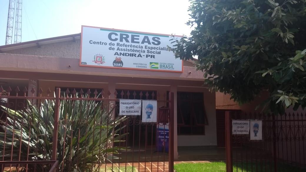 Centro de Referência Especializada de Assistência Social - CREAS