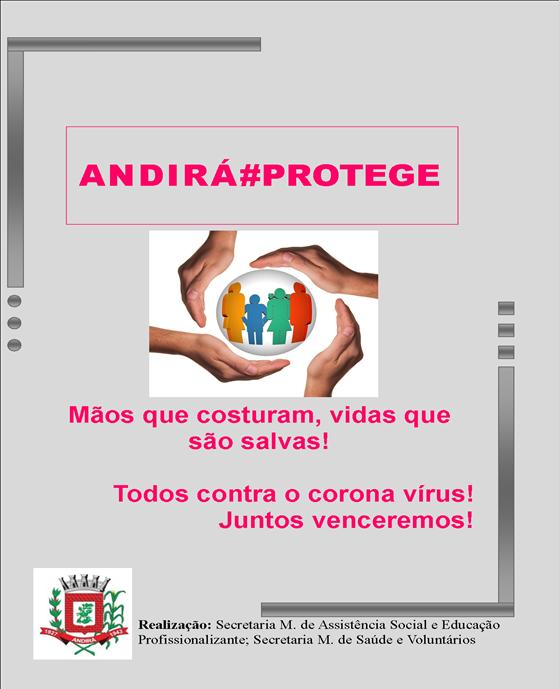 Secretaria de Assistência Social promove o Programa Andirá Protege